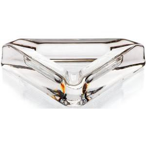 Glas-Aschenbecher