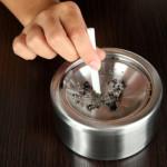 Die richtige Pflege für Metallaschenbecher