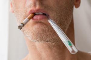 Rauchen nach einer OP
