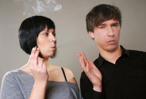 Rücksicht nehmen auf Nichtraucher – Passiv rauchen