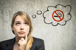 Tipps um mit dem Rauchen aufzuhören